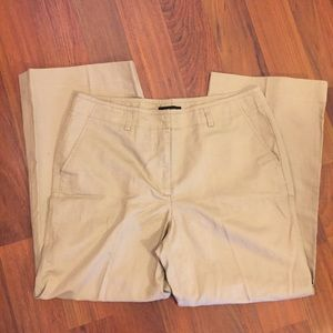 Talbots Wide Leg Linen Pants -NWT